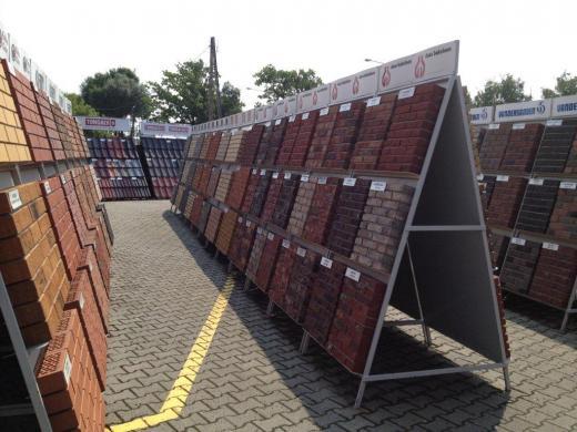 Cegły klinkierowe i cegły ręcznie formowane